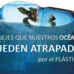 oceanos plastico