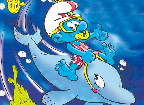 Delfines y Bob Esponja 06