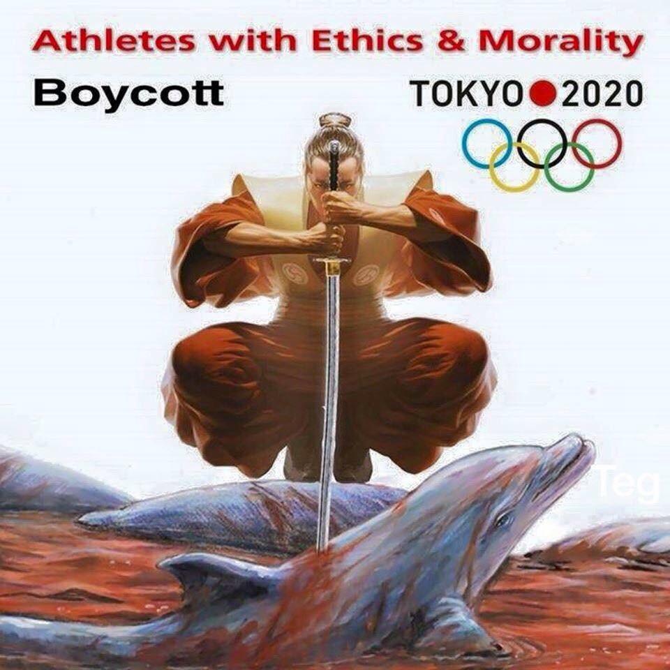 boycot tokyo 2020
