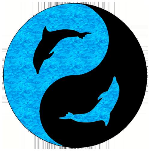 tierra de delfines símbolo 01 500x504