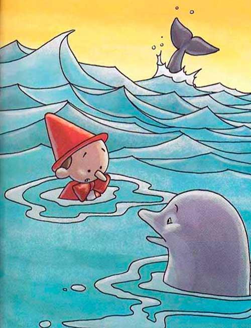 Delfines y Bob Esponja 09